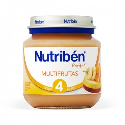 Nutribén Multifrutas - 130 g