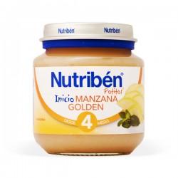 Nutribén Potito Inicio Manzana Golden - 130 g