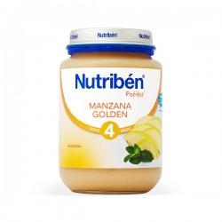 Nutribén Potito Manzana Golden - 200 g