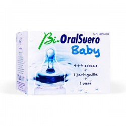 Bi-OralSuero Baby - 8 sobres