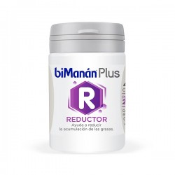 biManán Plus R - Reductor - 40 cápsulas