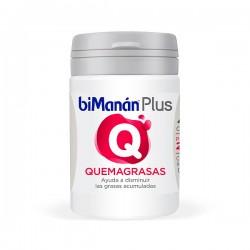 biManán Plus Q-Quemagrasas - 40 cápsulas