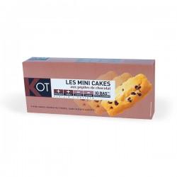 KOT Minicakes con pepitas chocolate - 5 magdalenas
