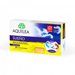Aquilea Sueño - 60 comprimidos bicapa