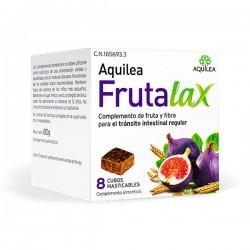 Aquilea Frutalax - 8 cubos masticables
