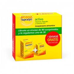 Supradyn Activo - 90 comprimidos + 30 comprimidos GRATIS