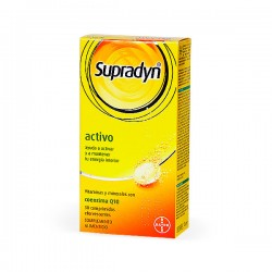 Supradyn Activo - 30 comprimidos efervescentes