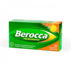 Berocca Perfomance Sabor Naranja - 30 comprimidos efervescentes