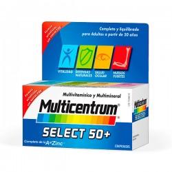 Multicentrum SELECT 50+ - 30 comprimidos