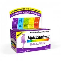 Multicentrum MUJER - 30 comprimidos