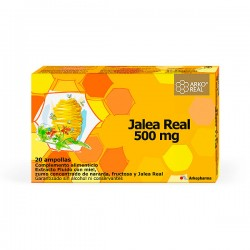 Arko Real Jalea Real 500 mg - 20 ampollas