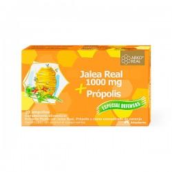 Arko Real Jalea Real 1000 mg + Própolis - 20 ampollas