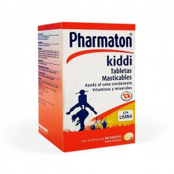 Pharmaton Kiddi - 30 comprimidos masticables