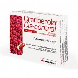 Cranberola Cis-control - 120 cápsulas