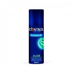 Control Lubricante íntimo Aloe - 50 ml