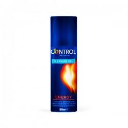 Control Lubricante íntimo Energy - 50 ml
