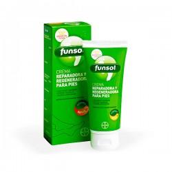 Funsol Crema Reparadora y Regeneradora para los pies - 100 ml