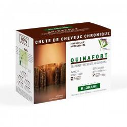 Klorane Quinoral - DUPLO 2 unidades x 60 cápsulas