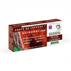 Klorane Quinoral - TRIPLO 3 unidades x 60 cápsulas