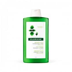 Klorane Champú Seborregulador al extracto de la Ortiga - 400 ml