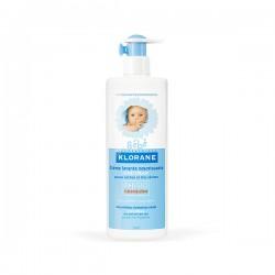 Klorane Bebé Crema Limpiadora al Cold Cream - 500 ml