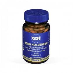 GSN Ácido Hialurónico - 60 comprimidos