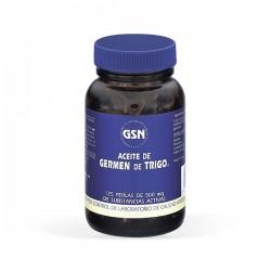 GSN Aceite Aceite de Germen de Trigo - 125 perlas