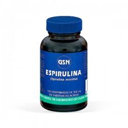 GSN Espirulina - 120 comprimidos