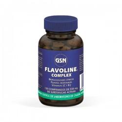 GSN Flavoline Complex - 120 comprimidos