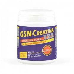 GSN Creatina 125 Sabor Limon - 500 g