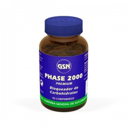 GSN Phase 2000 - 90 comprimidos