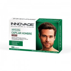 Innovage Anticaída Capilar Hombre - 30 cápsulas