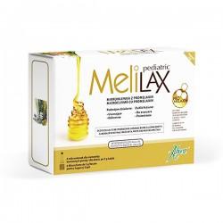 Aboca Melilax Pediatric - 6 Microenemas de 5 g