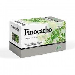 Aboca Finocarbo Plus Tisana - 20 bolsitas de 2g