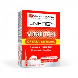 Energy Vitalité 4 - 20 unidosis energizantes