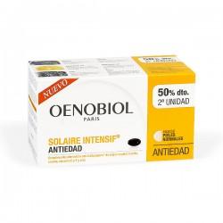 Oenobiol Solaire Intensif Anti-Edad - 2 unidades 30 cápsulas + 30 cápsulas