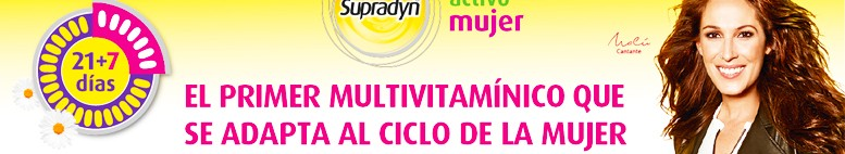 ofertasfarmacias Supradyn Activo Mujer